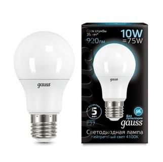 Лампа Gauss LED A60